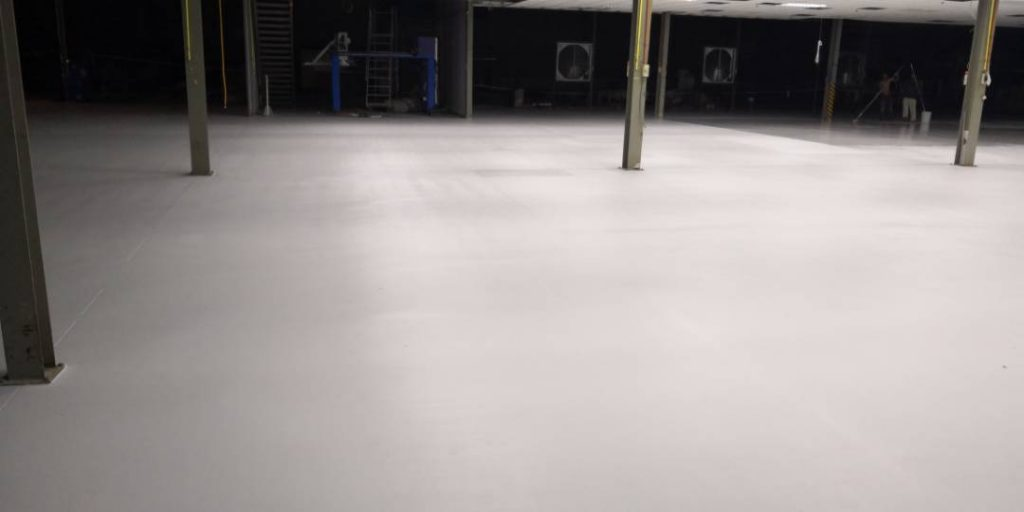 Dri-Floor WB-1200 - Water-based Epoxy